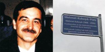 Mehmet Kubaşık Meydanı'na Türkçe düzenleme