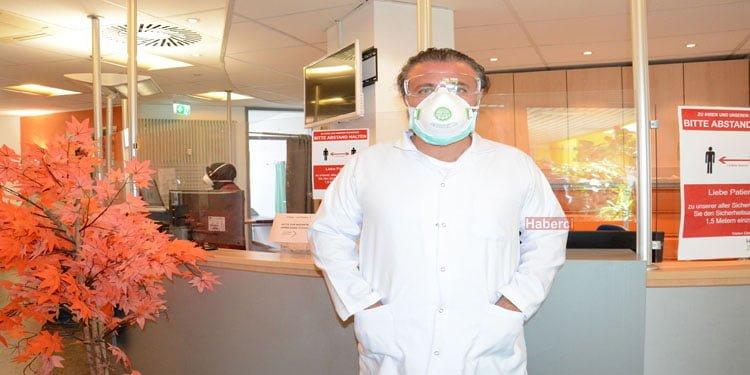 Koronavirüs testi ücretsiz
