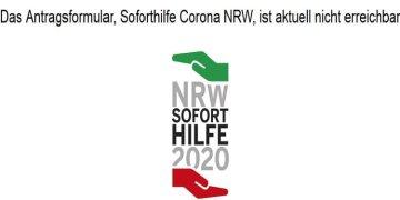 NRW Acil Korona Yardımı'nı durdurdu