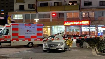 Münch:''Hanau katliamı ırkçı saldırı''