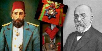 Robert Koch'a Osmanlı Nişanı