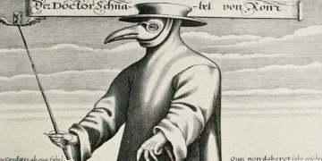 Orta Çağ'da Veba Doktorları Gaga Maske Takardı