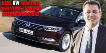 """Alman Yargıtayı:""""VW dizel araçlarda hile yapmış"""""""