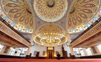 DİTİB Duisburg Merkez Cami-Hayrettin Özcan