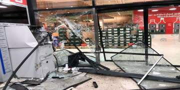 Otomobilli ATM soygunu