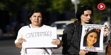PKK'nın kızını kaçırdığı anne Almanya'ya dava açacak (VİDEO)