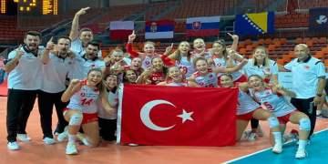 19 Yaş Altı Genç Kızlar Avrupa Şampiyonası