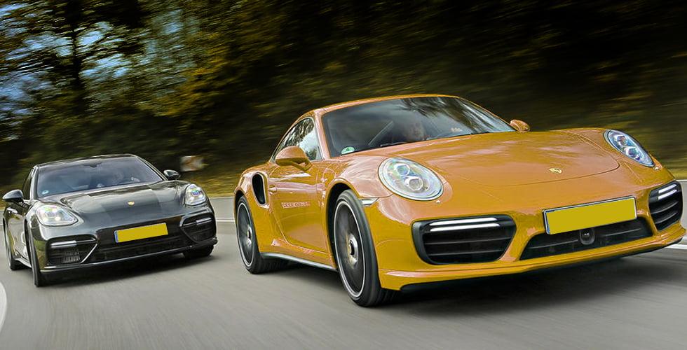 Porsche İtiraf etti