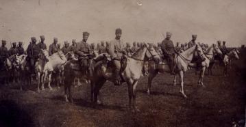 Büyük Taarruz'da süvariler