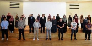 Almanya'dan Uluslararası İlahiyat Programı'nda 56 öğrenci okuyacak