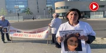 """Maide T.:""""Diyarbakır anneleriye aynı gemideyiz"""" (VİDEO)"""
