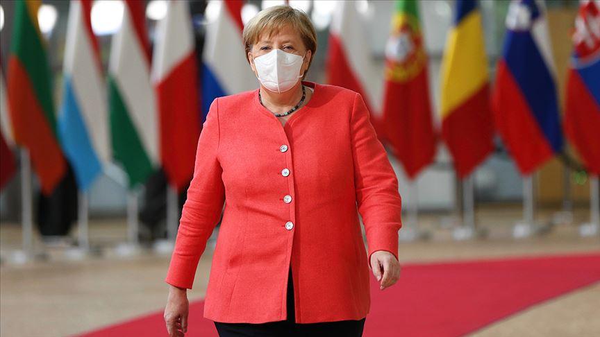 Merkel koronanın artışından endişeli
