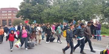 Almanya, Yunan adalarından 1500 sığınmacıyı daha kabul etmeyi planlıyor