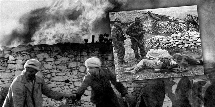 Sömürgeci Fransa tarihinin kara lekeleri