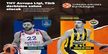 THY Avrupa Ligi, Türk derbisine sahne olacak