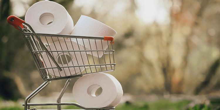 İkinci dalga tuvalet kağıdı otomatı getirdi