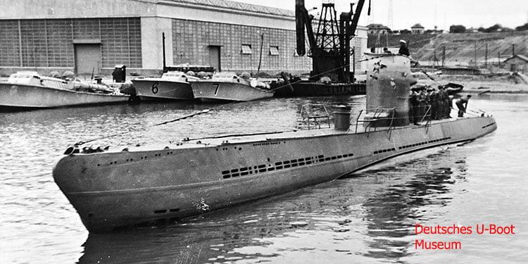 Hitler'in kayıp denizaltısı Sakarya açıklarında bulundu