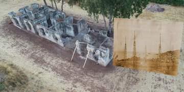 Almanların yaptığı Anadolu'nun ilk telsiz telgraf istasyonu 114 yıl sonra restore ediliyor