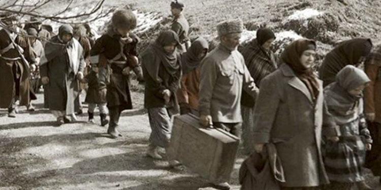 Ahıska Türklerinin sürgün edilişlerinin 76'ncı yılı
