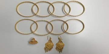 Türk kadınlar yine altın yakalattı