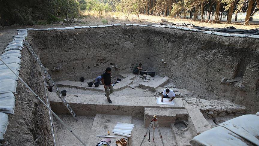 Hatay'da 3 bin 600 yaşında Türk izleri bulundu