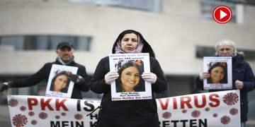 """Kızını PKK'nın kaçırdığı anne Maide T.:""""Bu yola baş koydum"""" (VİDEO)"""