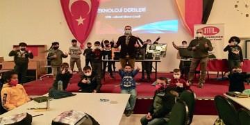 """Leverkusen Camii'nde """"Bilgisayar ve Öğretim Teknolojisi"""" eğitimi başladı"""