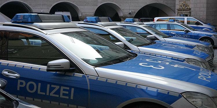 Almanya'da şafak baskını : 140 milyon euroluk operasyon