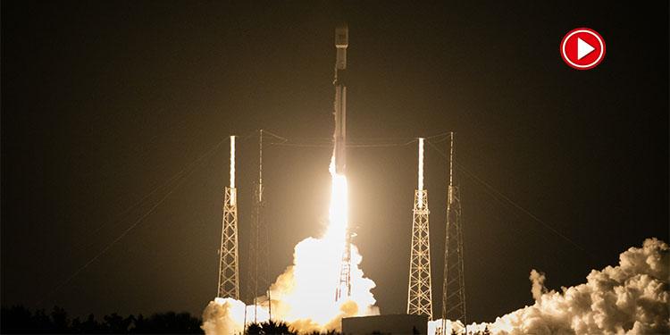 Türksat 5A uydusu uzaya fırlatıldı (VİDEO)
