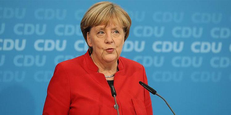 Almanya'da Kovid-19 salgınıyla mücadelede tedbirlerin süresi 18 Nisan'da kadar uzatıldı