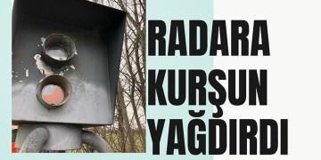 Radara yakalanınca…