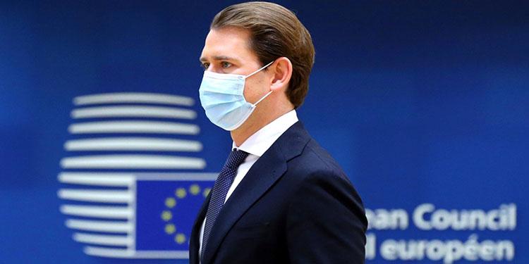 """Avusturya Başbakanı Kurz """"AB içinde Kovid-19 aşılarının adil dağıtılmadığını"""" iddia etti"""