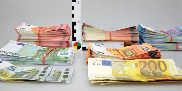 39 bin euro sahte para ele geçirildi
