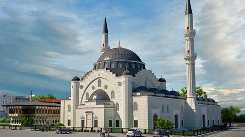 Fransa'da Avrupa'nın en büyük camisi inşasına 2,5 milyon Euro'luk yardım
