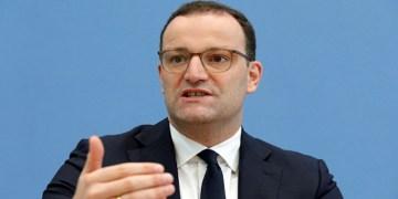 """Almanya Sağlık Bakanı Spahn: """"Yoğun bakımdaki Kovid-19 hastası sayısının çok hızlı artıyor"""""""