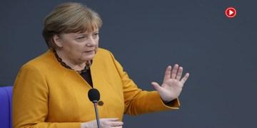 Almanya'da Bakanlar Kurulu, Kovid-19 tedbirlerinin sertleştirilmesine ilişkin yasa tasarısını onayladı (VİDEO)