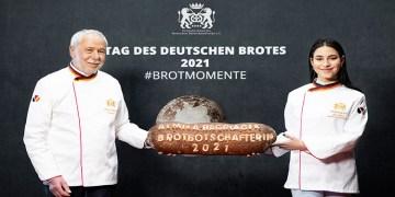 Almila 2021 'Ekmek Elçisi' oldu