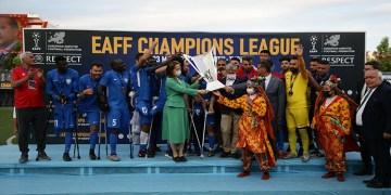 Şahinbey Belediyespor, Avrupa Ampute Futbol Federasyonu Şampiyonlar Ligi şampiyonu