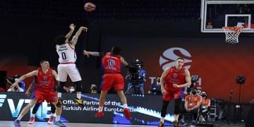 Anadolu Efes, THY Avrupa Ligi'nde üst üste 2. kez finale yükseldi
