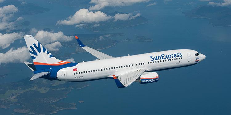SunExpress'ten Türkiye-Almanya uçuşlarına ilişkin açıklama