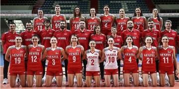 A Milli Kadın Voleybol Takımı'nın hedefi olimpiyatlar