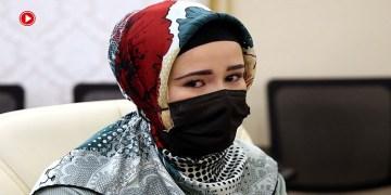 Alman genç kız, gördüğü rüyadan etkilenip Müslüman oldu (VİDEO)