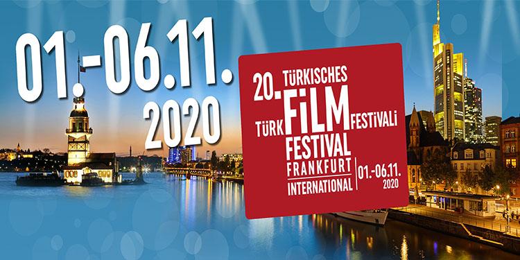 """""""21. Uluslararası Frankfurt Türk Filmleri Festivali"""" 25 Ekim'de yapılacak"""