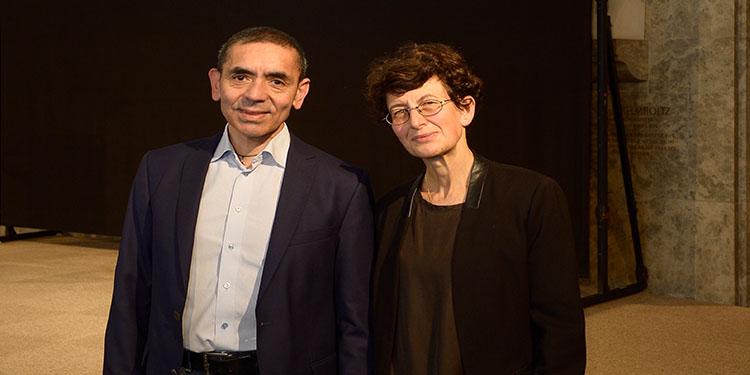 BionTech, Alman Gelecek Ödülü'ne aday gösterildi