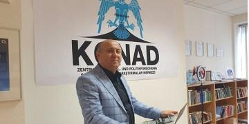 """KONAD Başkanı Sait Özcan :""""Seçimlere katılım sağlayalım"""""""