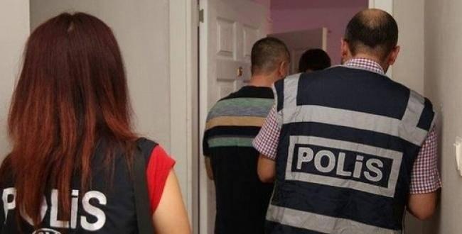 """ÇORUM'DA """"GÜNÜBİRLİK"""" EVLERE OPERASYON"""