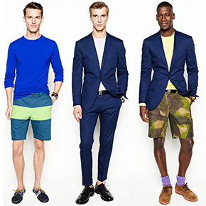 J.Crew Spring 2013 Men's Collection