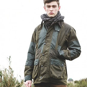 Barbour x Paul Smith Capsule Collection