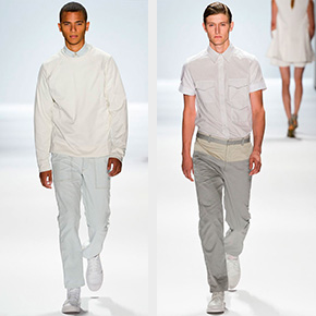 Richard Chai LOVE Spring Summer 2013