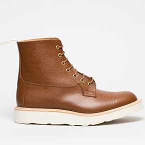 Tricker's x Norse Projects Fall Boots